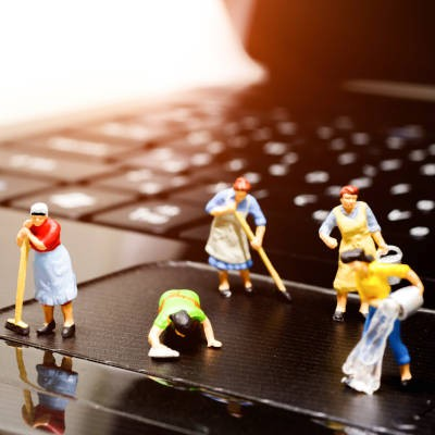 Tip of the Week: Laptop Cleaning Best Practices